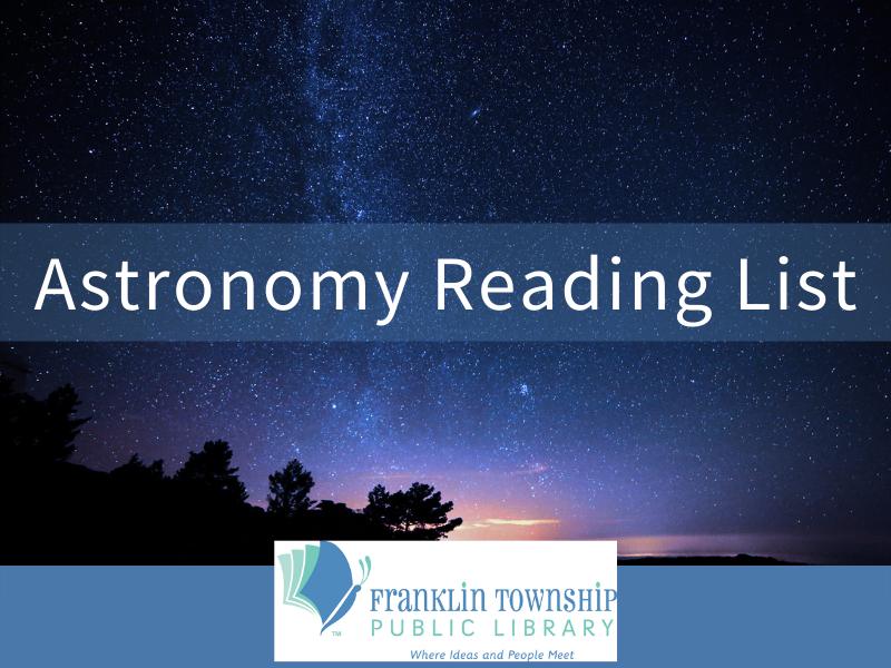 Astronomy Reading List